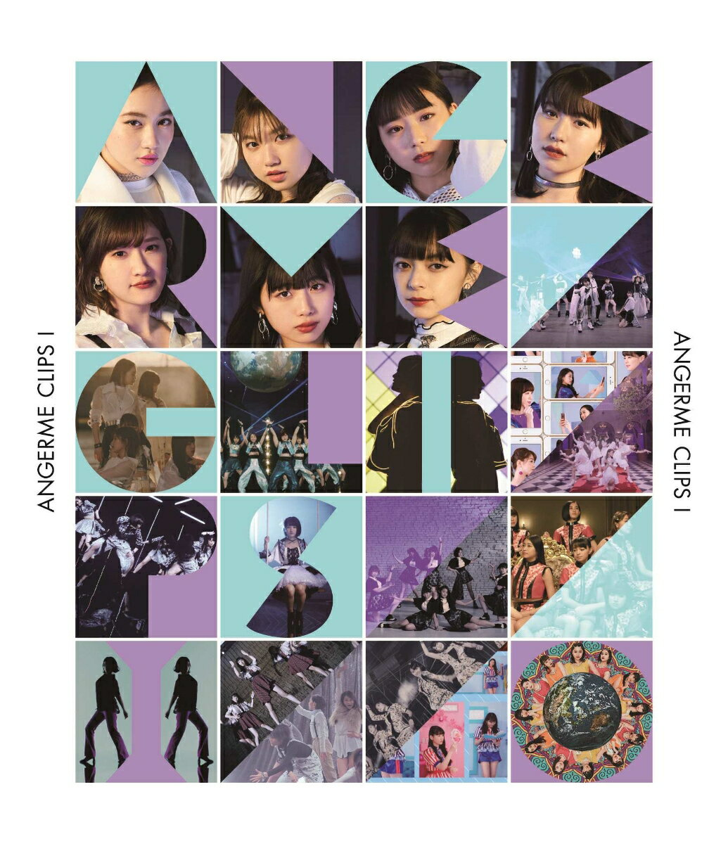 ANGERME CLIPS 1【Blu-ray】