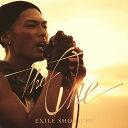 EXILE SHOKICHIのシングル「The One(リクルート「ゼクシィ」のCMソング)」のCDジャケット写真。