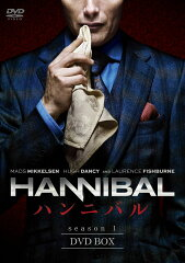 HANNIBAL/ハンニバル DVD BOX [ ヒュー・ダンシー ]