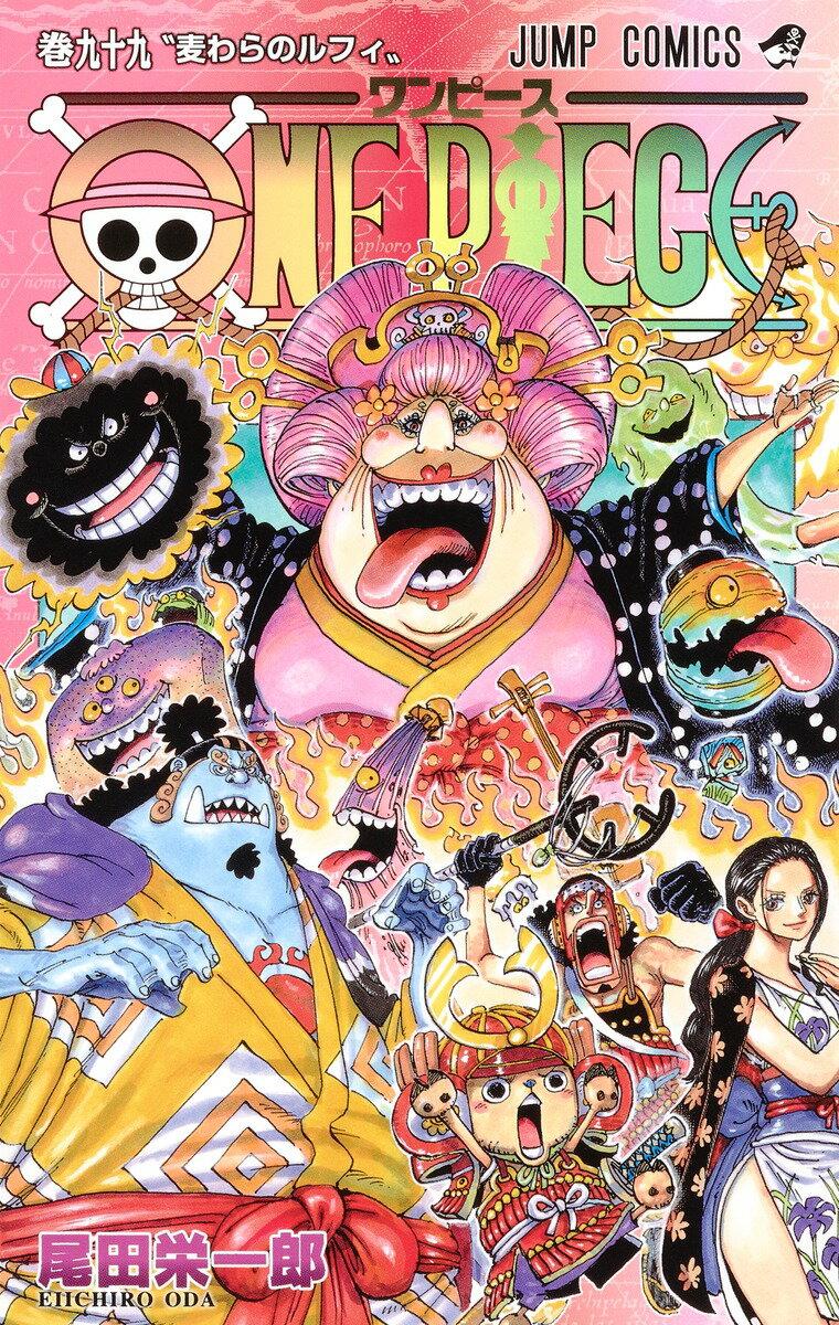 日本Yahoo代標|日本代購|日本批發-ibuy99|圖書、雜誌、漫畫|漫畫|少年|其他|ONE PIECE 99 (ジャンプコミックス) [ 尾田 栄一郎 ]