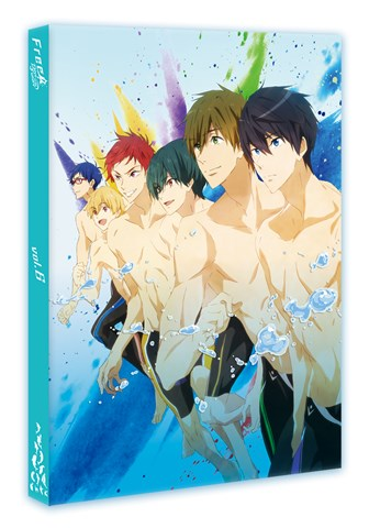 Free!-Dive to the Future-6【Blu-ray】画像