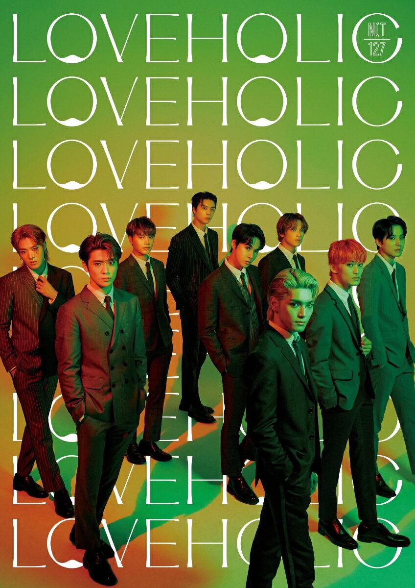 邦楽, ロック・ポップス LOVEHOLIC (CDBlu-ray) NCT 127