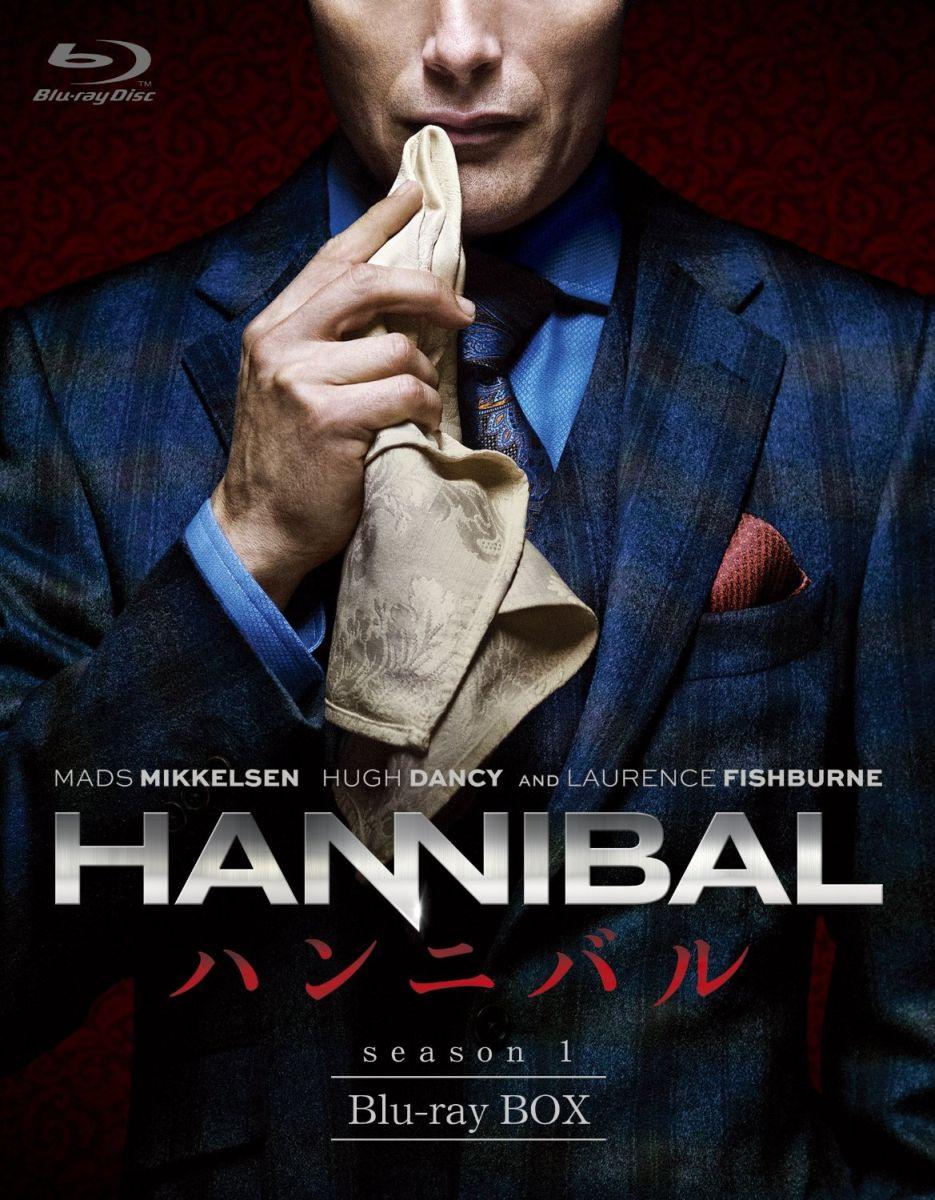 TVドラマ, その他 HANNIBAL Blu-ray BOXBlu-ray