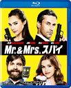Mr.&Mrs. スパイ【Blu-ray】 [ ガル・ガドット ]