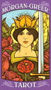 Morgan Greer Tarot TAROT DECK-MORGAN GREER [ Bill F. Greer ]