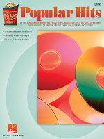 【輸入楽譜】ビッグ・バンド・プレイ・アロング 第2巻: ポピュラー・ヒット曲集: ドラム編(CD付)