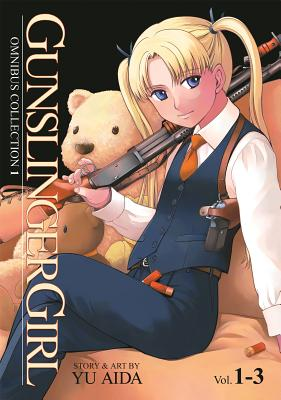 Gunslinger Girl Omnibus Collection 1: Volumes 1-3画像