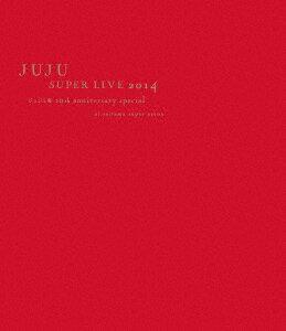 JUJU SUPER LIVE 2014 ジュジュ苑 10th anniversary special at saitama super arena [SING for ONE 〜Best Live【Blu-ray】画像