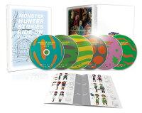 モンスターハンター ストーリーズ RIDE ON Blu-ray BOX Vol.5【Blu-ray】