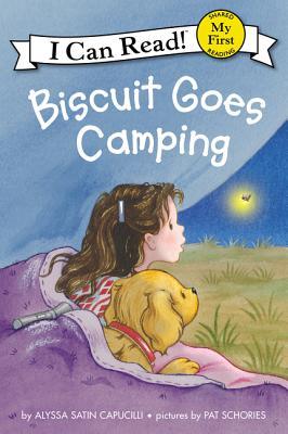 洋書, BOOKS FOR KIDS Biscuit Goes Camping BISCUIT GOES CAMPING My First I Can Read Alyssa Satin Capucilli
