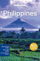 【送料無料】Lonely Planet Philippines [ Greg Bloom ]
