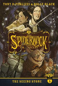The Seeing Stone SPIDERWIC CHRON BK02 SEEING ST (Spiderwick Chronicles (Paperback)) [ Tony Diterlizzi ]