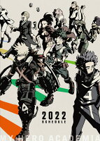 僕のヒーローアカデミア 2022スケジュール帳