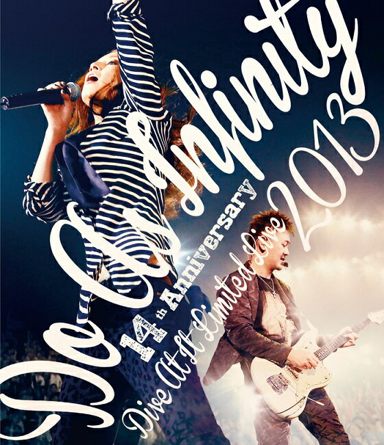 Do As Infinity 14th Anniversary -Dive At It Limited Live 2013-【Blu-ray】画像