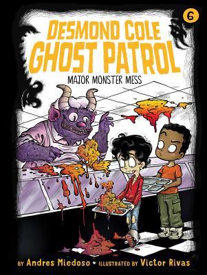 Major Monster Mess, Volume 6画像