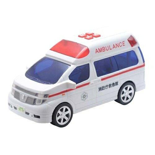 トイコー フリクション ミニサウンド エルグランド救急車