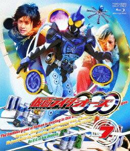 【送料無料】仮面ライダーOOO Volume 7【Blu-ray】 [ 渡部秀 ]