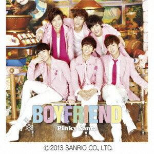 【送料無料】Pinky Santa(初回限定盤A CD+GOODS) [ BOYFRIEND ]