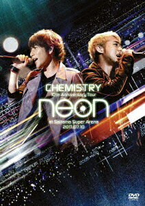 10th Anniversary Tour neon at Saitama Super Arena 2011.07.10 [SING for ONE 〜Best Live Selection〜]画像