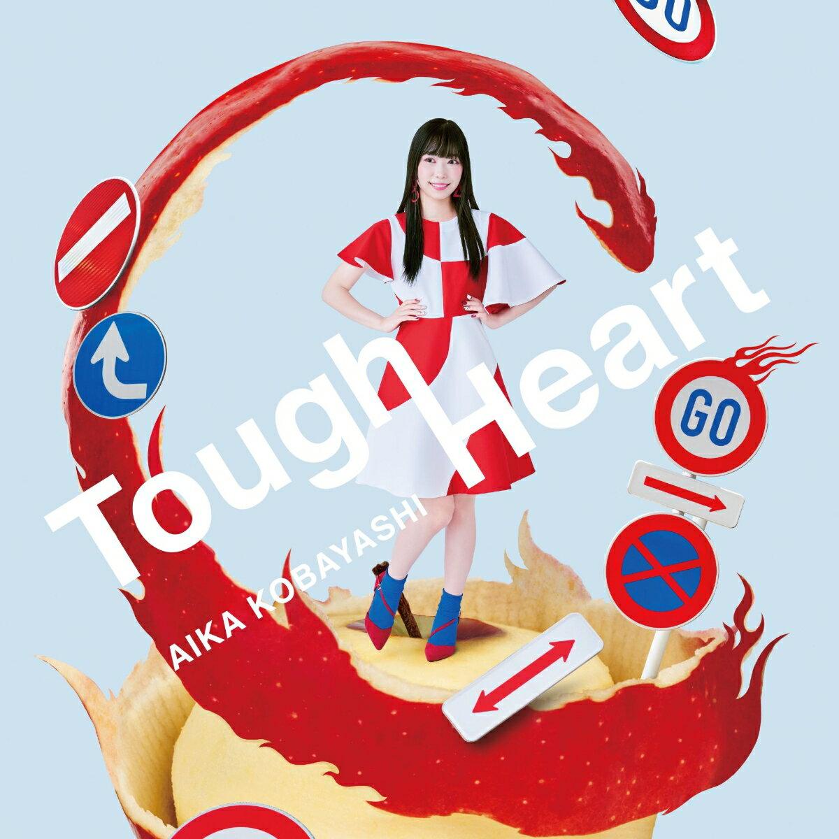 【楽天ブックス限定先着特典】Tough Heart(フォトカード 楽天ブックスVer.(L版))画像