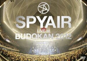 【送料無料】SPYAIR LIVE at 武道館 2012 [ SPYAIR ]