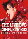 中森明菜 THE LIVE DVD COMPLETE BOX [ 中森明菜 ]