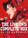 中森明菜 THE LIVE DVD COMPLETE BOX [ 中森明菜 ]