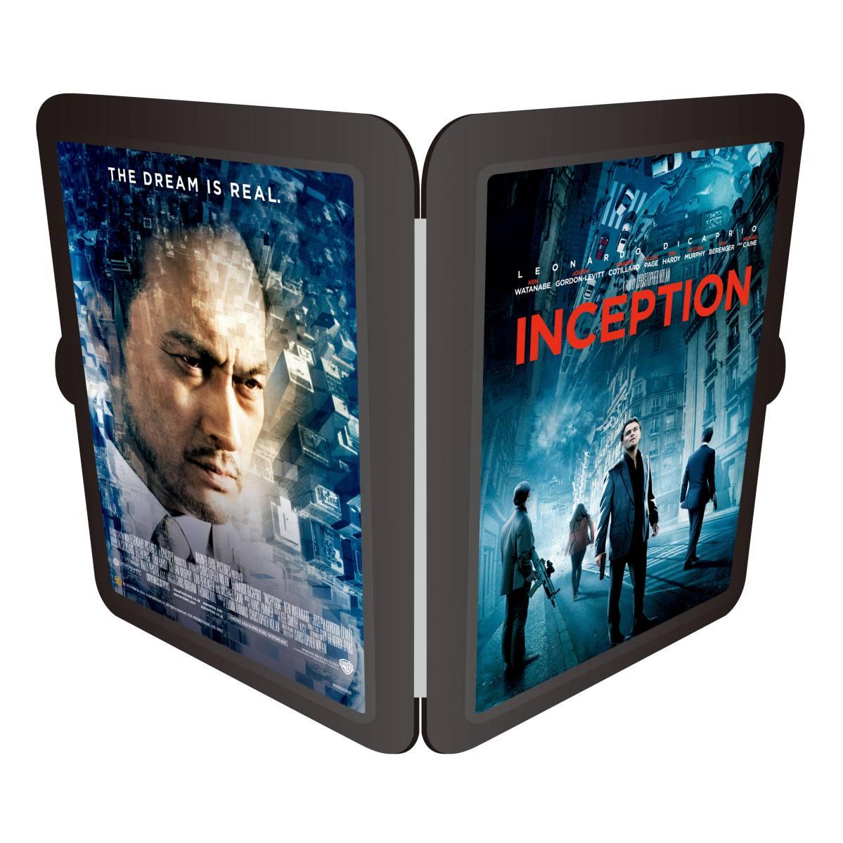 インセプション FR4ME<フレーム>仕様 (2枚組)【Blu-ray】