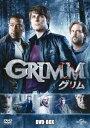 【送料無料】GRIMM/グリム DVD-BOX [ デヴィッド・ジュントーリ ]