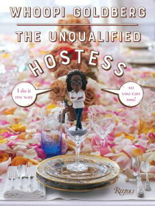 UNQUALIFIED HOSTESS(H) [ WHOOPI GOLDBERG ]