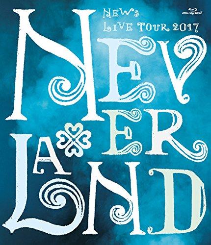 ミュージック, その他 NEWS LIVE TOUR 2017 NEVERLAND(Blu-ray )Blu-ray NEWS