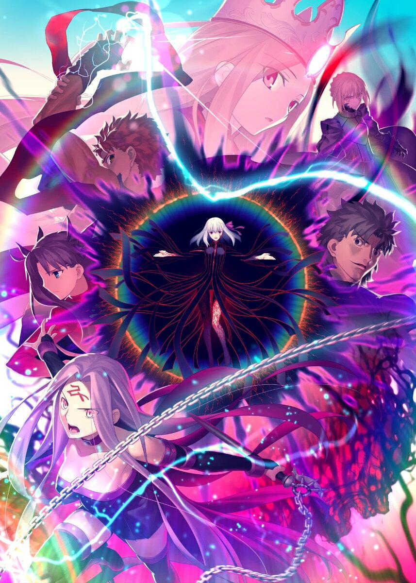 アニメ, キッズアニメ Fatestay night Heavens Feel3.spring songBlu-ray