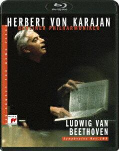 カラヤンの遺産 ベートーヴェン:交響曲第1番&第8番【Blu-ray】