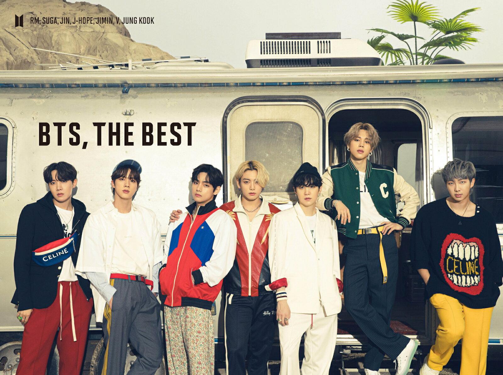 韓国(K-POP)・アジア, その他 BTS, THE BEST (B 2CD2DVD) BTS()