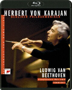 カラヤンの遺産 ベートーヴェン:交響曲第2番&第3番「英雄」【Blu-ray】
