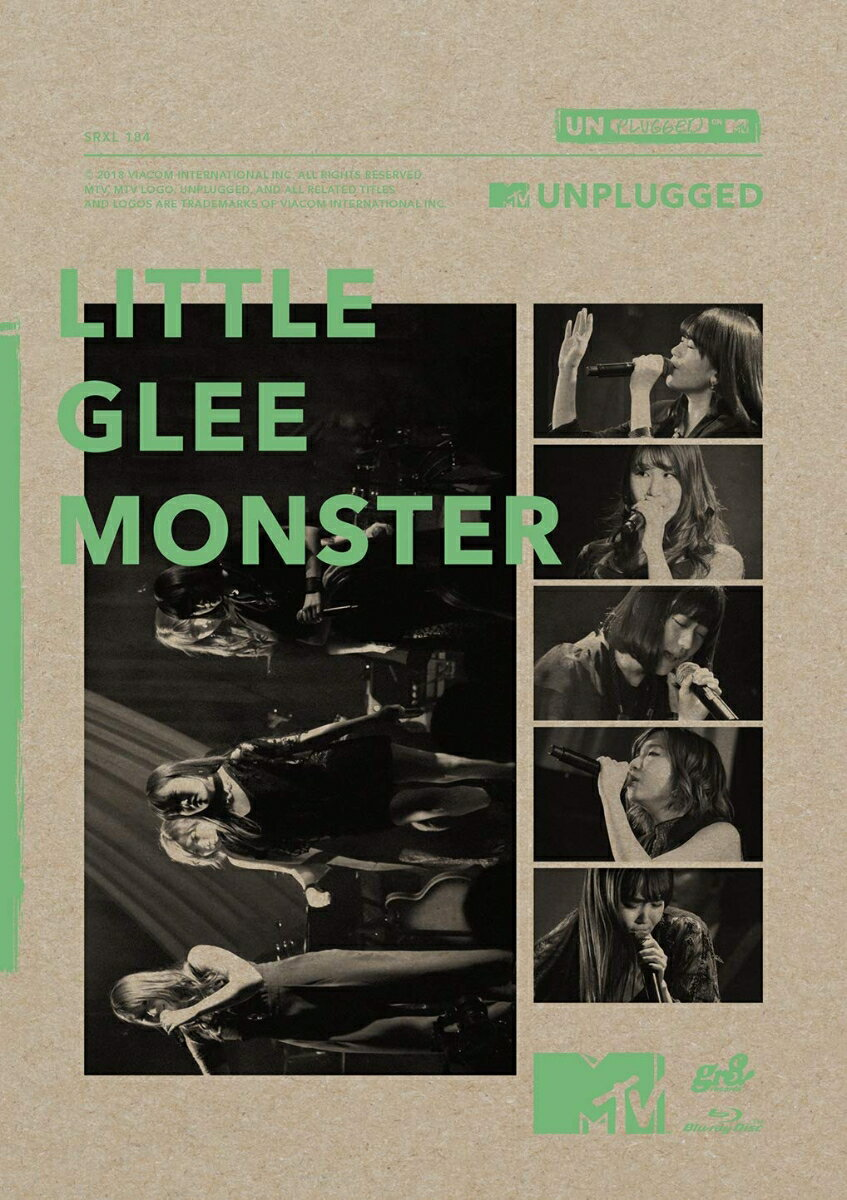 MTV unplugged : Little Glee Monster【Blu-ray】画像