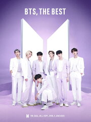 BTS, THE BEST (初回限定盤C 2CD+フォトブックレット)