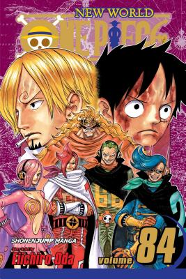 One Piece, Vol. 84, Volume 84画像