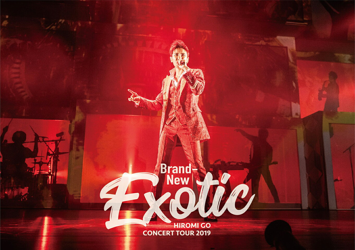 "Hiromi Go Concert Tour 2019 ""Brand-New Exotic""【Blu-ray】画像"