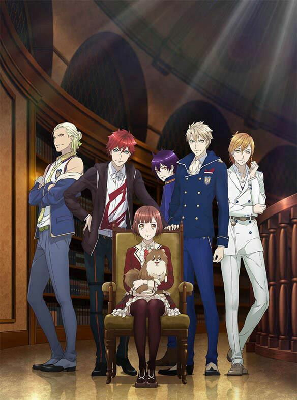 Dance with Devils 4 初回生産限定盤 【Blu-ray】画像