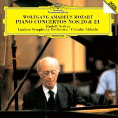 モーツァルト - ピアノ協奏曲 第20番 ニ短調 K. 466(ルドルフ・ゼルキン)
