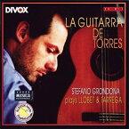 タルレガ:21の前奏曲/リョベート:カタルーニャ民謡集(グロンドーナ) [ Stefano Grondona (ギター) ]