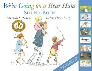 We're Going on a Bear Hunt WERE GOING ON A BEA-SOUNDBOARD [ Michael Rosen ]