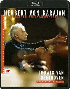 カラヤンの遺産 ベートーヴェン:交響曲第6番「田園」&第7番【Blu-ray】