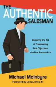 Authentic Salesman AUTHENTIC SALESMAN [ Michael McIntyre ]
