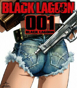 TV BLACK LAGOON Blu-ray 001 BLACK LAGOON【Blu-ray】画像