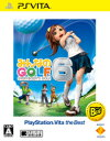 みんなのGOLF 6 PlayStation Vita th...