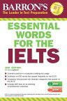 Essential Words for the Ielts: With Downloadable Audio, 3rd Edition ESSENTIAL WORDS FOR THE IELTS [ Lin Lougheed ]
