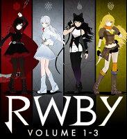 RWBY VOLUME 1-3 Blu-ray SET【Blu-ray】