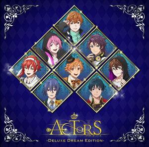 【楽天ブックス限定先着特典】ACTORS -Deluxe Dream Edition- (ポストカード)